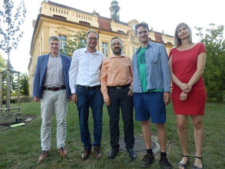 V komunálních volbách v roce 2018 kandidují Zelení na Praze 8 pod kandidátkou Osmička sobě